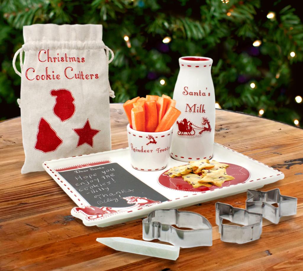 クリスマスメッセージプレート