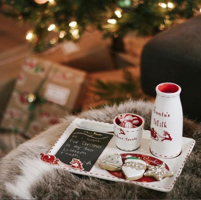 クリスマスメッセージボード